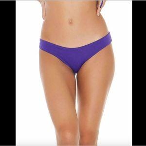 NWT L Space Sensual Sandy Classic Bikini Bottom